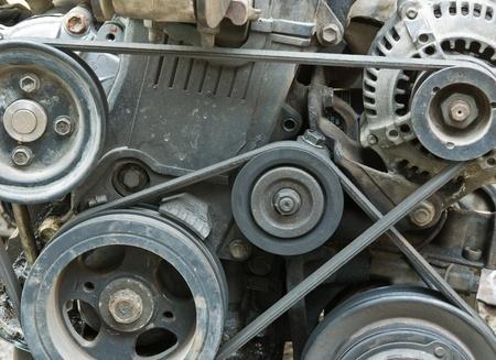 Замена ремня генератора Митсубиси Лансер 10 1.5: фото и видео