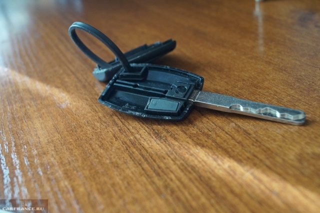Как прописать ключ в иммобилайзер Форд Фокус 2