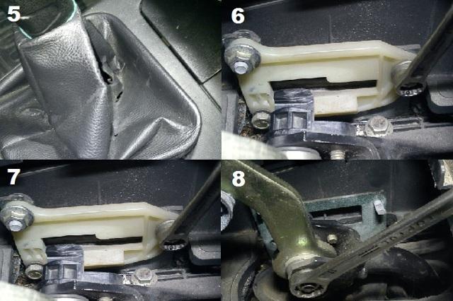 Замена кулисы на ВАЗ-2112 своими руками: фото и видео