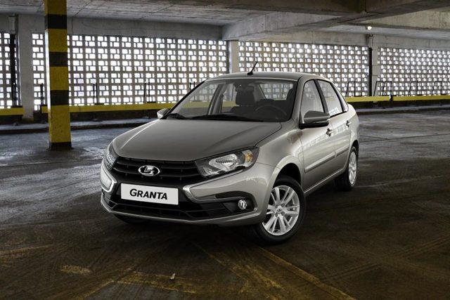 Лада Гранта 2018 новый кузов: новости, комплектации и цены, фото