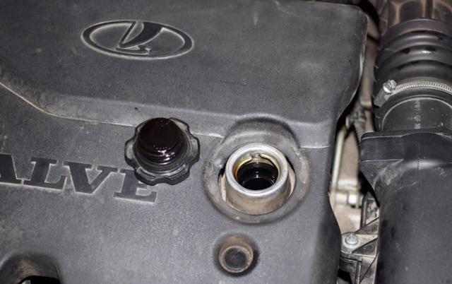 Какое масло лучше заливать в двигатель лада приора: 16 клапанов