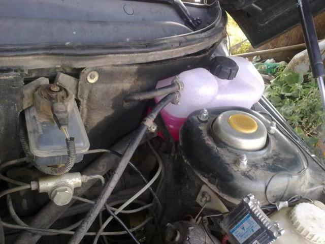 Замена тосола антифриза на ВАЗ-2112 16 клапанов: фото, видео