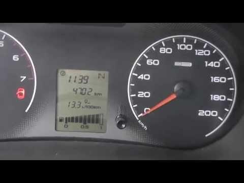 Средний расход топлива на 100 км на Лада Калина: характеристики