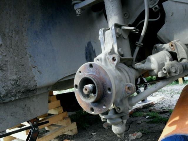 Замена заднего ступичного подшипника на ВАЗ-2110: фото и видео