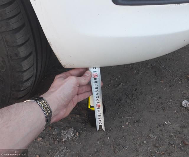 Увеличиваем клиренс на Форд Фокус 2: проставки и величина