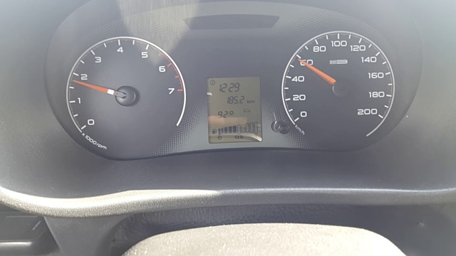 Какая температура открытия термостата на Лада Гранта