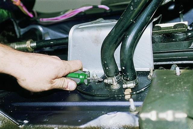 Как поменять кран печки на ВАЗ-2114: фото и видео