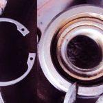 Замена заднего ступичного подшипника на Форд Фьюжн: фото, видео