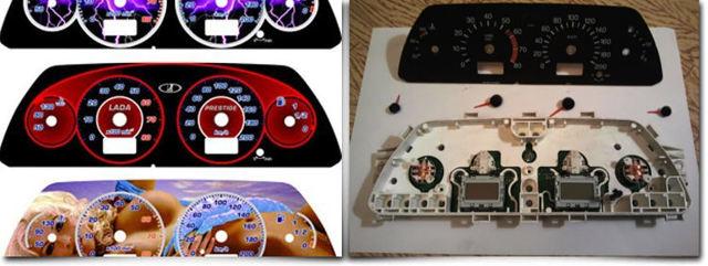 Как на ВАЗ-2114 поменять лампочки на панели приборов: фото, видео