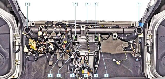 Установка кондиционера на Рено Дастер: фото и видео