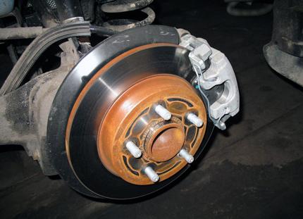 Какие лучше тормозные колодки на Форд Фокус 2