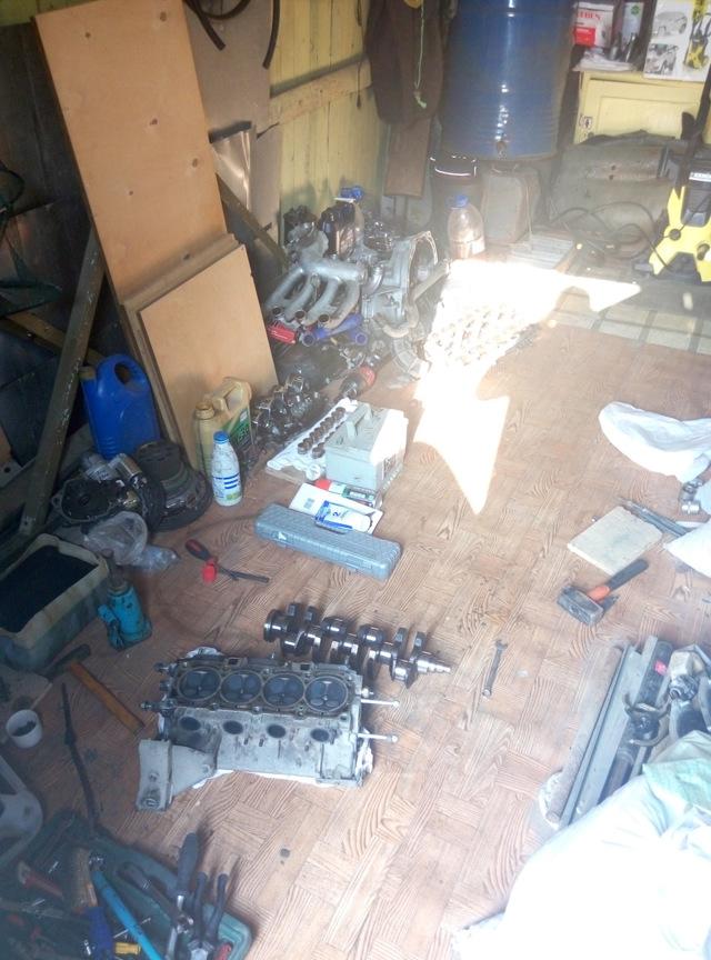 Горит давление масла на прогретом двигателе ВАЗ-2112, что делать?