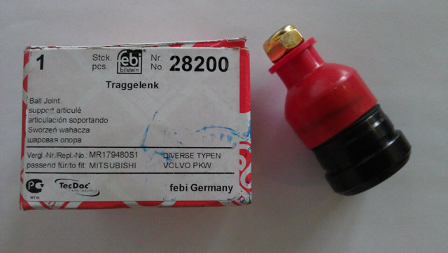 Какие шаровые опоры лучше на ВАЗ-2110: отзывы, артикулы