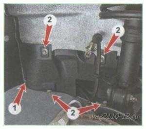 Как открутить шкив коленвала на ВАЗ-2112 16 клапанов: фото