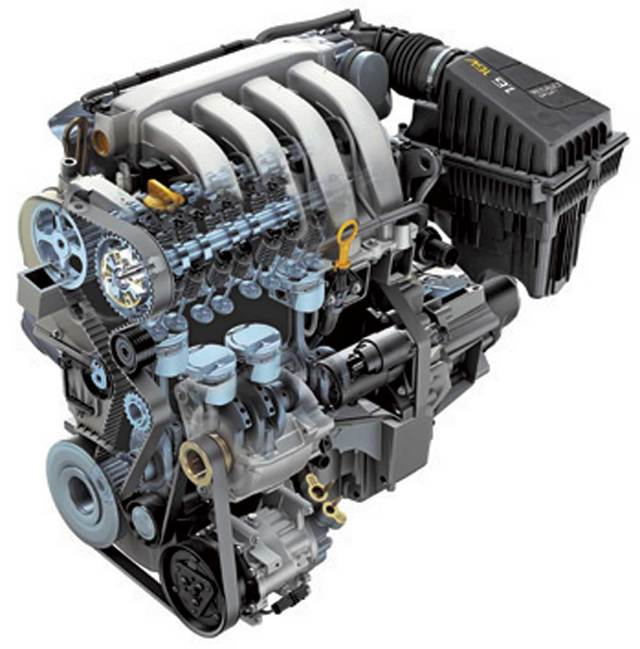 Сколько лошадиных сил у Рено Дастер: характеристики моторов