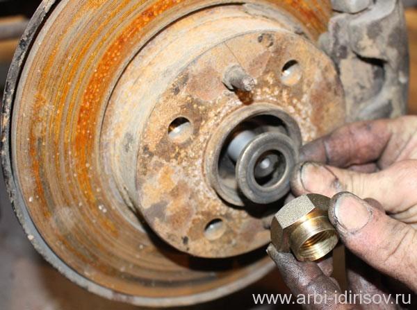 Замена внутренней гранаты ВАЗ-2114: фото ШРУСа и видео