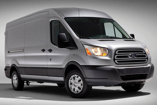 Форд Транзит 2018 модельного года: комплектации и цены