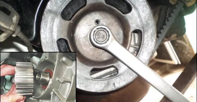 Замена сальников распредвалов на ВАЗ-2110: фото и видео